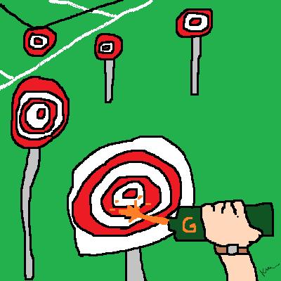 Gatorade Practice